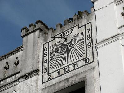 Cadran solaire Curitiba