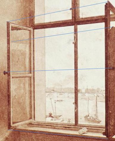 1 un regard subtil jeux de miroirs jumeaux signature for Fenetre ouverte dessin
