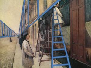 Caillebotte Peintres en bâtiment Echelles