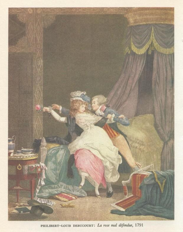 debucourtLa rose mal defendue 1791