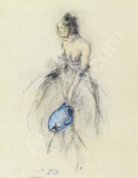 icart-louis-1924-france-jeune-femme-a-la-cruche-cassee