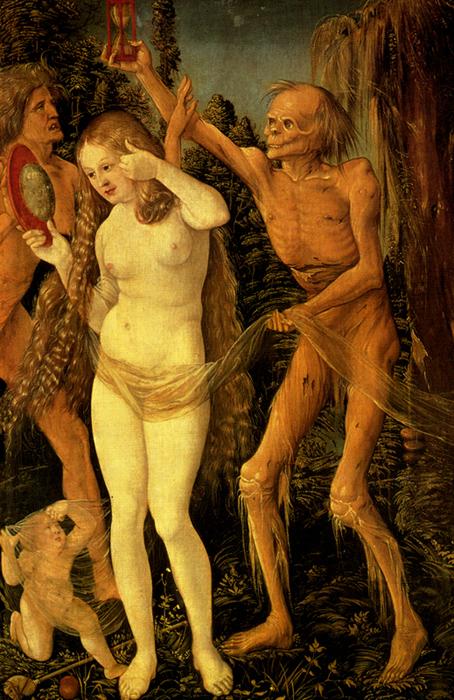 Hans Baldung Grien_Trois Ages de la Femme