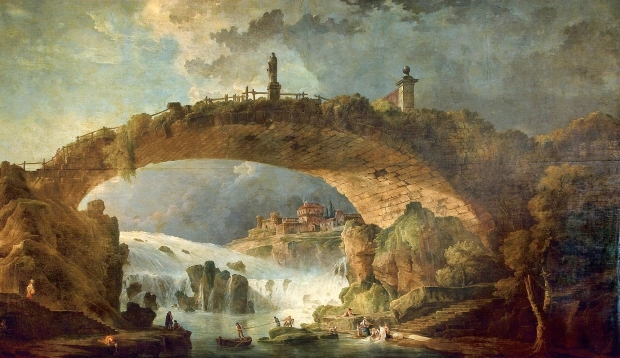 hubert_robert_-_le_pont_sur_le_torrent