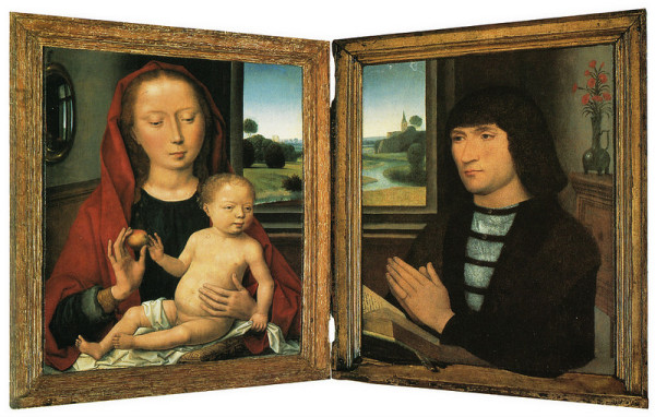 Memling Chicago Art Institute