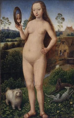 Memling_Polyptyque_Strasbourg_Femme