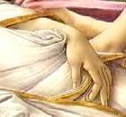 Botticelli_Venus_Mars_Gestes_Venus_MainG