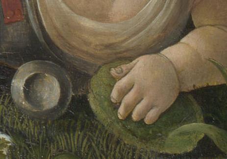 Botticelli_Venus_Mars_Plan_Concerté_fruit_vert
