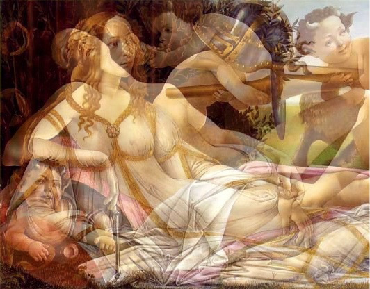 Botticelli_Venus_Mars_Superposition