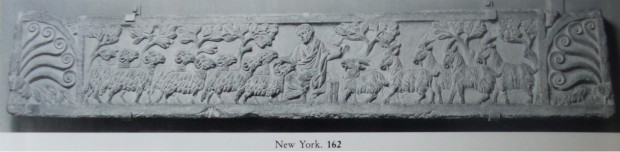 Brebis boucs Sarcophage New York