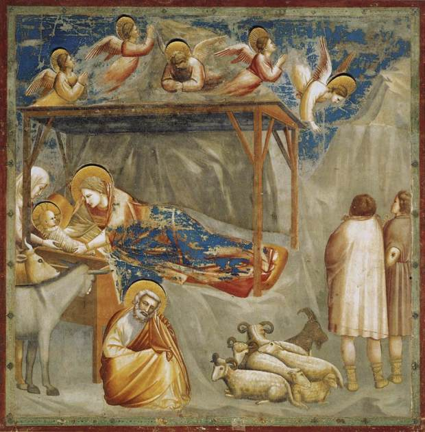 Giotto_Scrovegni_Nativite