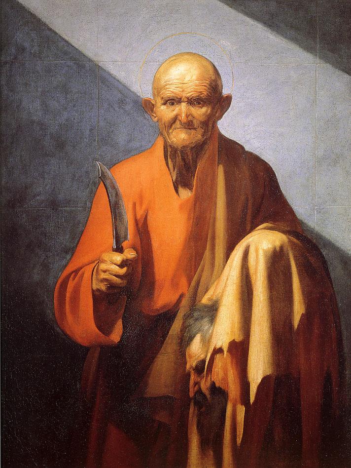 Apotres_Maitre Salomon ou Ribera_Barthelemy