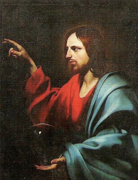 Apotres_Maitre Salomon ou Ribera_Christ junillac