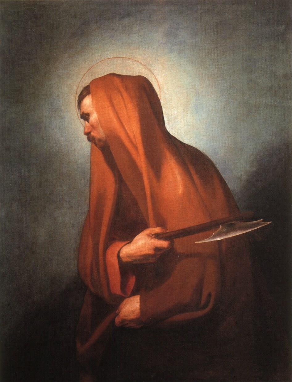 Apotres_Maitre Salomon ou Ribera_Mattias