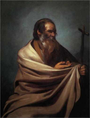 Apotres_Maitre Salomon ou Ribera_Philippe