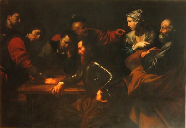 Reniement St Pierre Maitre Jugement Corsini