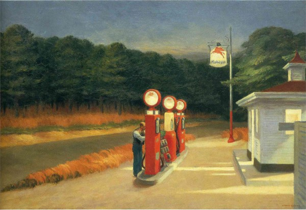Hopper 1940_Gas