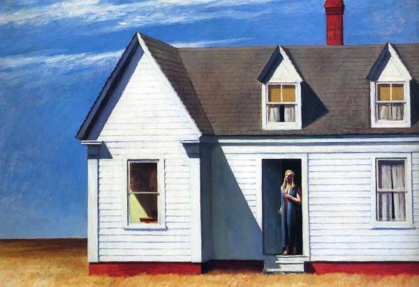 Hopper 1949 high noon