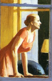 Hopper 1950 Cape Cod Morning_Vigie