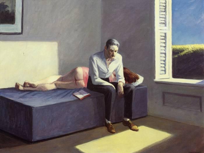 Hopper 1959 Excursion Into Philosophy