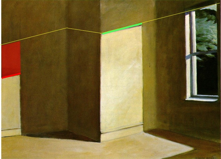 1963 hopper.sun-empty-room_portes