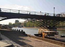 Hopper 1907 Le Pont des Arts Aujourd hui