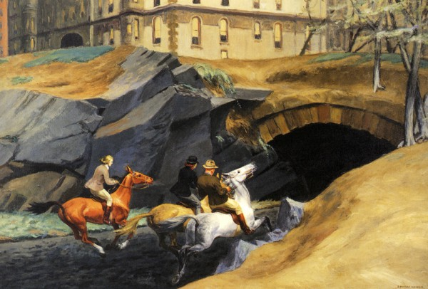 Hopper 1939 bridle-path