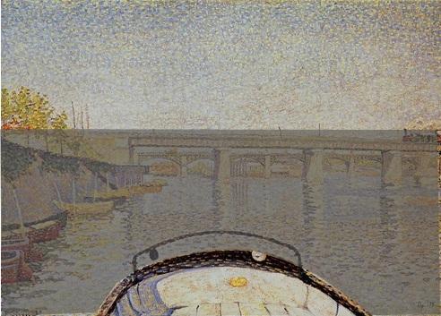 10 signac_arrière du tub _1888_pont