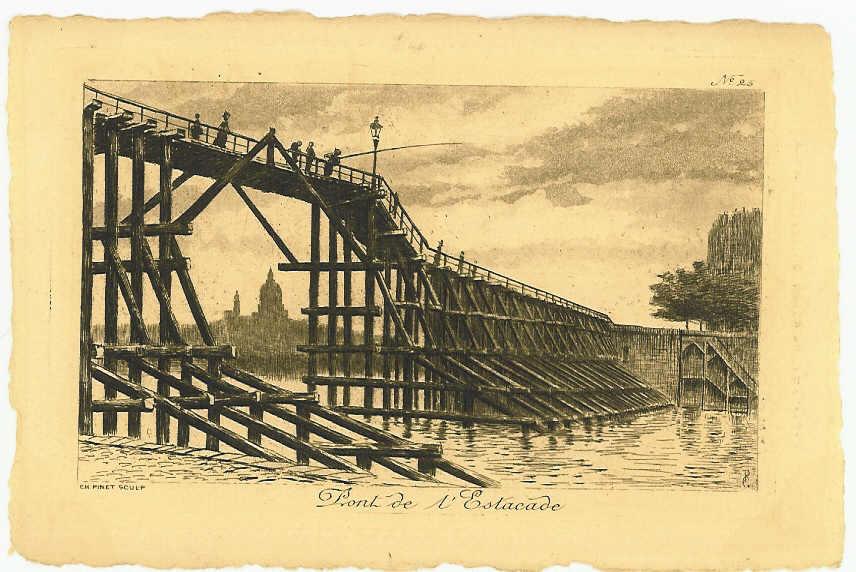 Pinet Pont de l'estacade