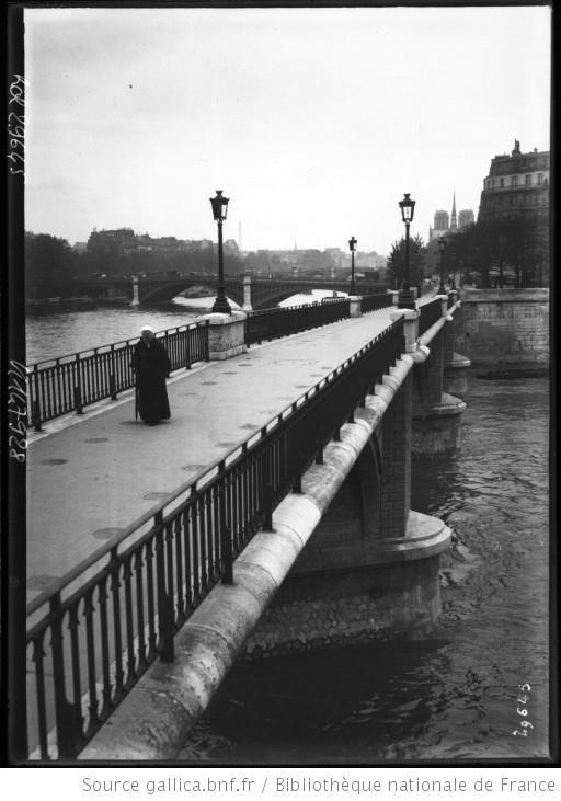 estacade nouvelle 1913