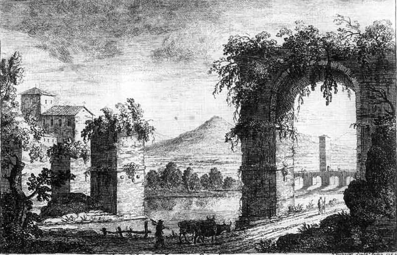 1760-Forester-Stephens Pont de Narni
