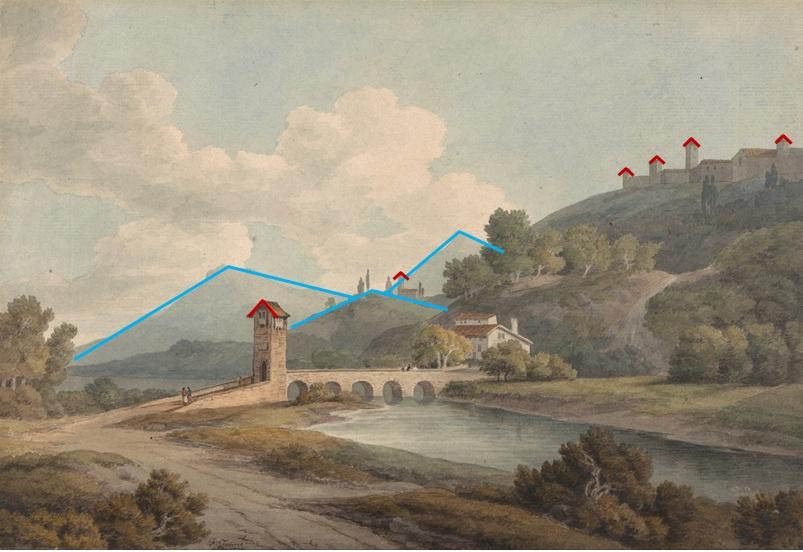 1780 cc Towne_Francis_Pont Narni_schema