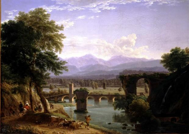 1790 Jean-Joseph-Xavier Bidauld_Pont Narn