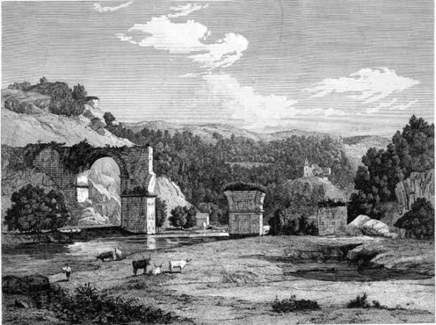 1848_Amici_Thuillier_Pont Narni