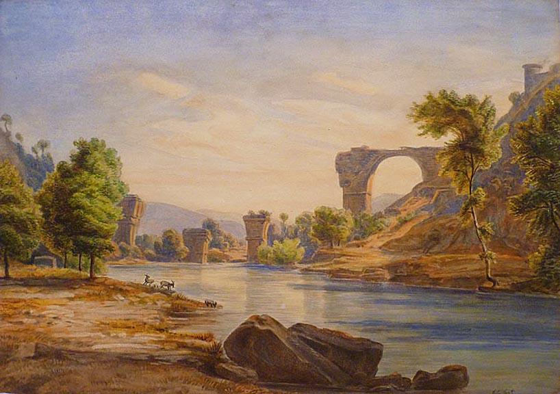 1865_Gast_John_Pont Narni