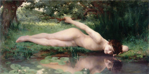 Jules-Cyrille Cave Narcisse 1890