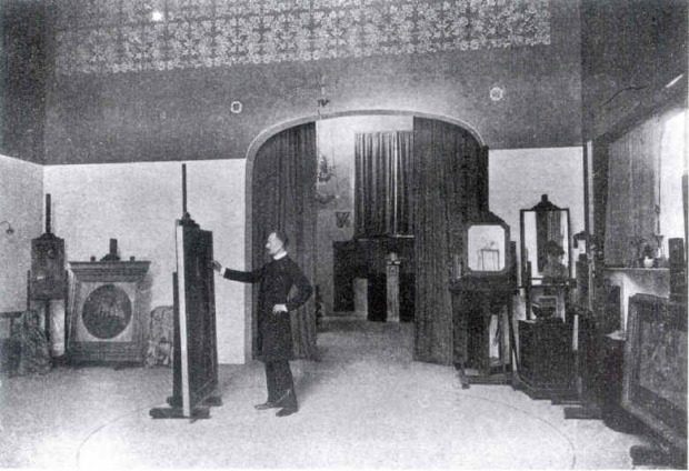 Khnopff atelier