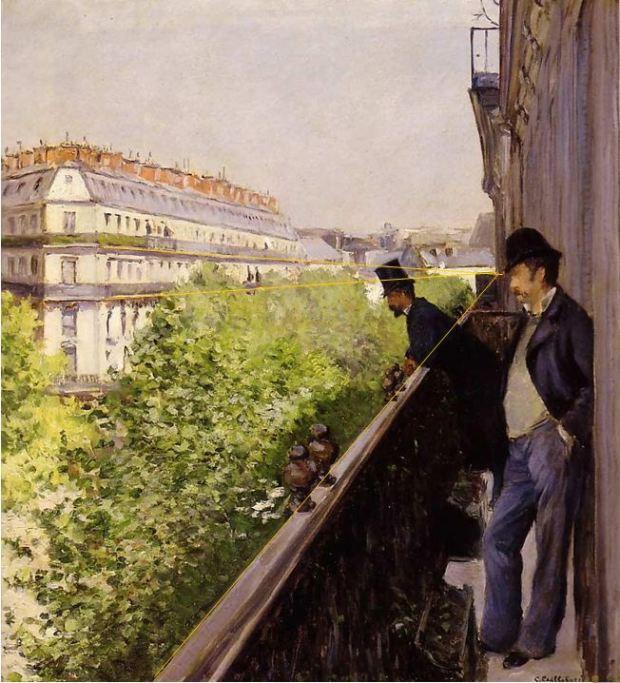 Caillebotte_Un_balcon_perspective