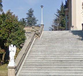 veduggio escalier cote Sud