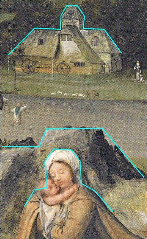 Patinir Repos_fuite_Egypte_1518-24_The Mineapolis ferme