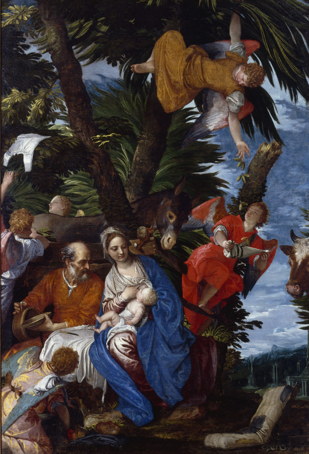 Paolo Veronese, Allegory of Painting