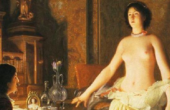 Lecomte_du_Nouy_Mademoiselle de Maupin_fiole