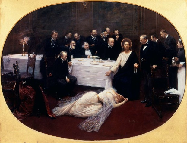 Béraud Madeleine Pharisiens