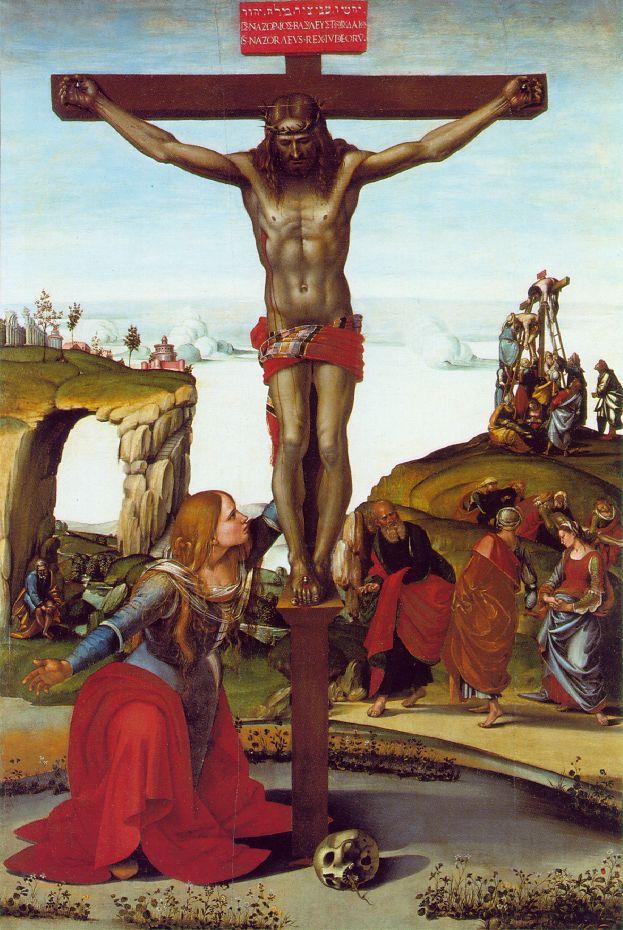 Crucifixion Signorelli