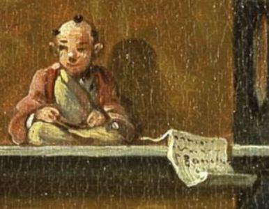 Boucher-Une dame sur son divan 1743 chinois