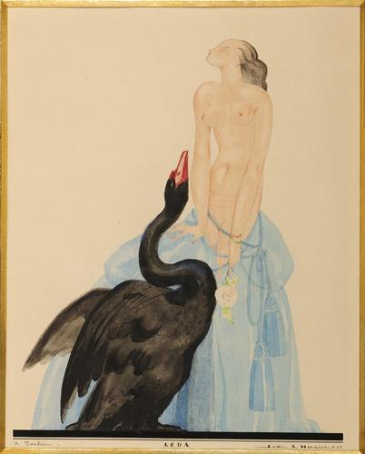 Jean-Adrien Mercier_Leda_1929