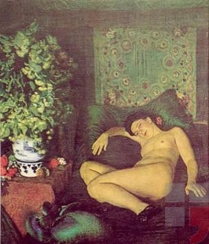 max-svabinsky-loiseau-bleu-1907-narodni-galerie-prague