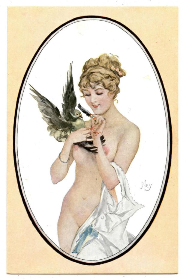 Ney Oiseau cheri