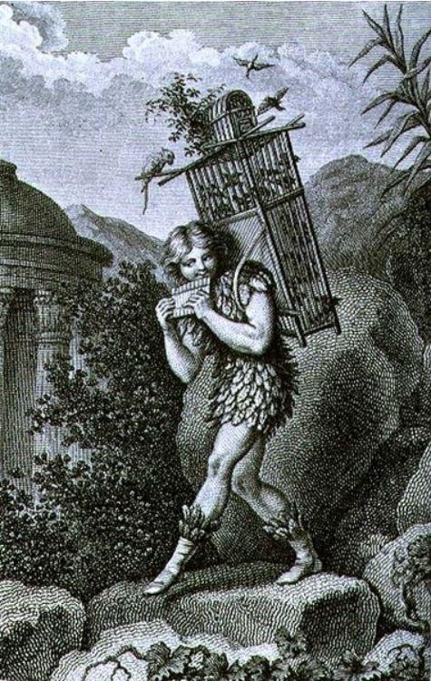 Papageno Ramberg 1770