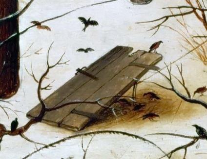 Pieter_Bruegel_L ancien Le trebuchet piege