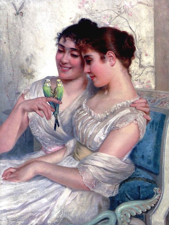 adolphe belimbau the_lovebirds